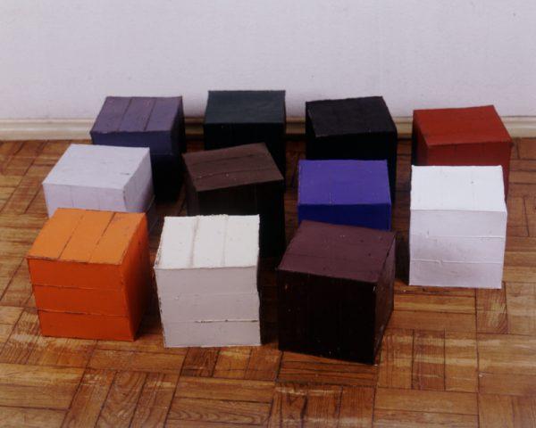 11 x 1 (ao cubo)